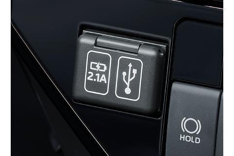 USB端子(外部入力/充電)
