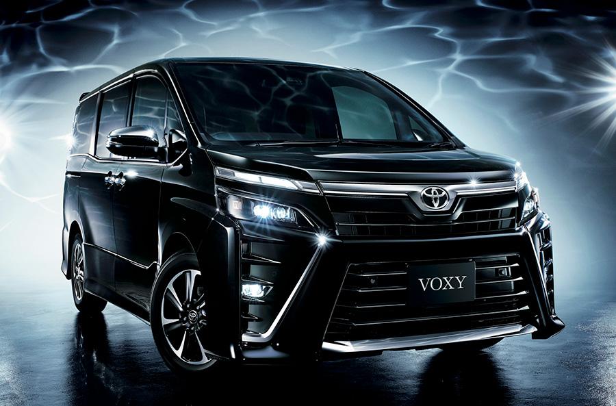 """ヴォクシー 特別仕様車 ZS""""煌 Ⅲ""""(ガソリン車・7人乗り・2WD)"""