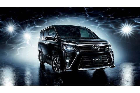 """ヴォクシー 特別仕様車 ZS""""煌 Ⅲ""""(ガソリン車・7人乗り・2WD)(ブラック)"""