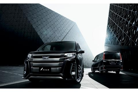 """ノア 特別仕様車 Si""""W×B Ⅲ""""(ガゾリン車・7人乗り・2WD)(ブラック)"""