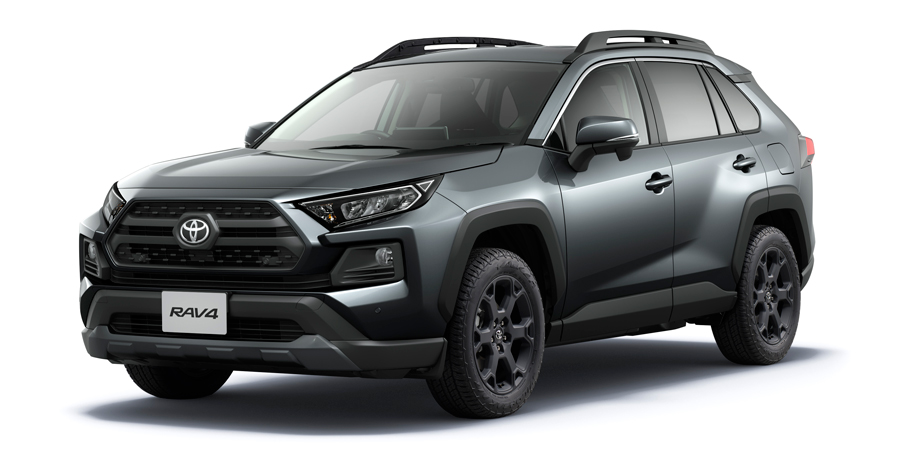 "RAV4 特別仕様車 Adventure""OFFROAD package"""