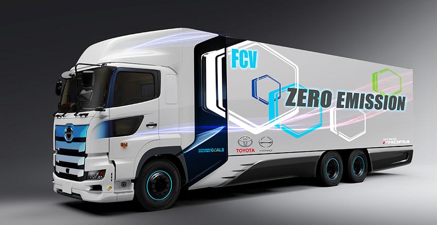 FC大型トラック(車両イメージ)