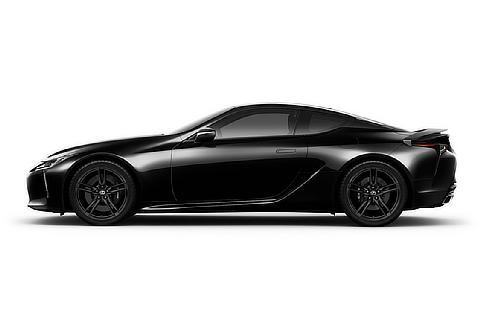 "LC500h 特別仕様車""AVIATION""(ブラック)"