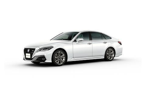 RS Advance(プレシャスホワイトパール)<オプション装着車>