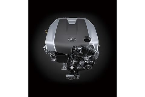 3.5L V型6気筒エンジン