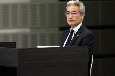 Masayoshi Shirayanagi, Chief Officer