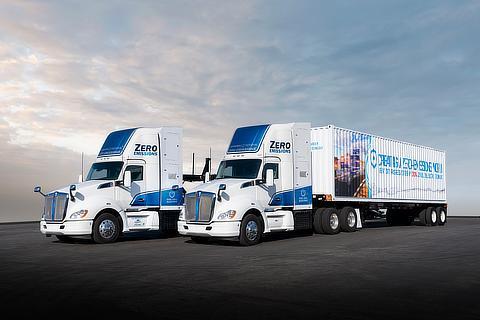 従来型燃料電池大型商用トラック