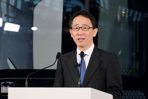 コネクティッドカンパニー President 山本 圭司