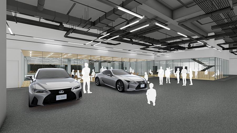 1F Garage (Image)