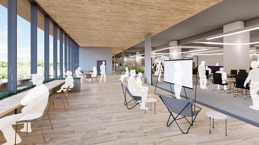 2F Office Area (Image)