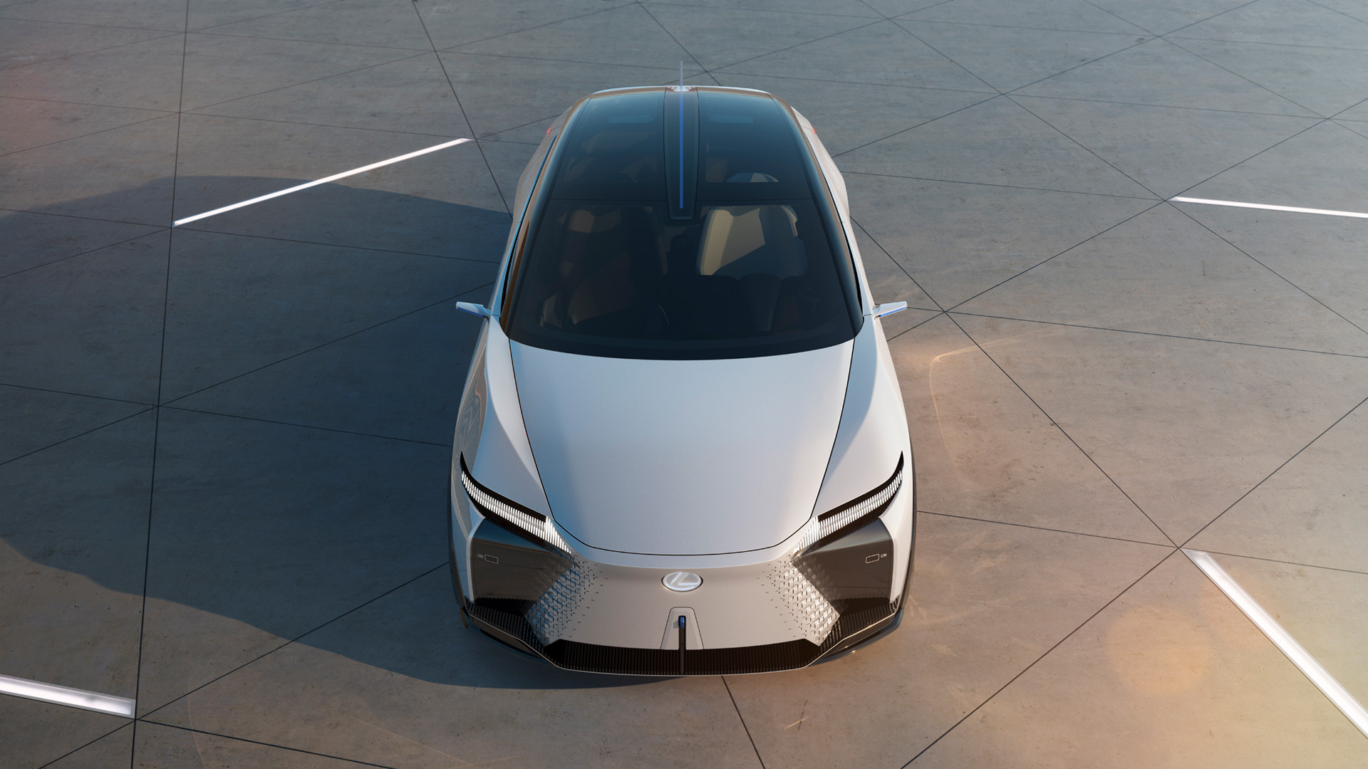 "Lexus Accelerates Its Electrified Future with LF-Z Electrified Concept DebutWorld Premiere of ""LF-Z Electrified,"" a BEV Concept Car Symbolizing the Next Generation of Lexus - Image 8"