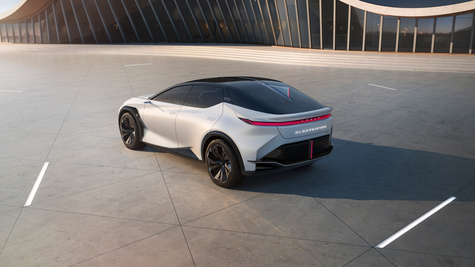 "Lexus Accelerates Its Electrified Future with LF-Z Electrified Concept DebutWorld Premiere of ""LF-Z Electrified,"" a BEV Concept Car Symbolizing the Next Generation of Lexus - Image 7"