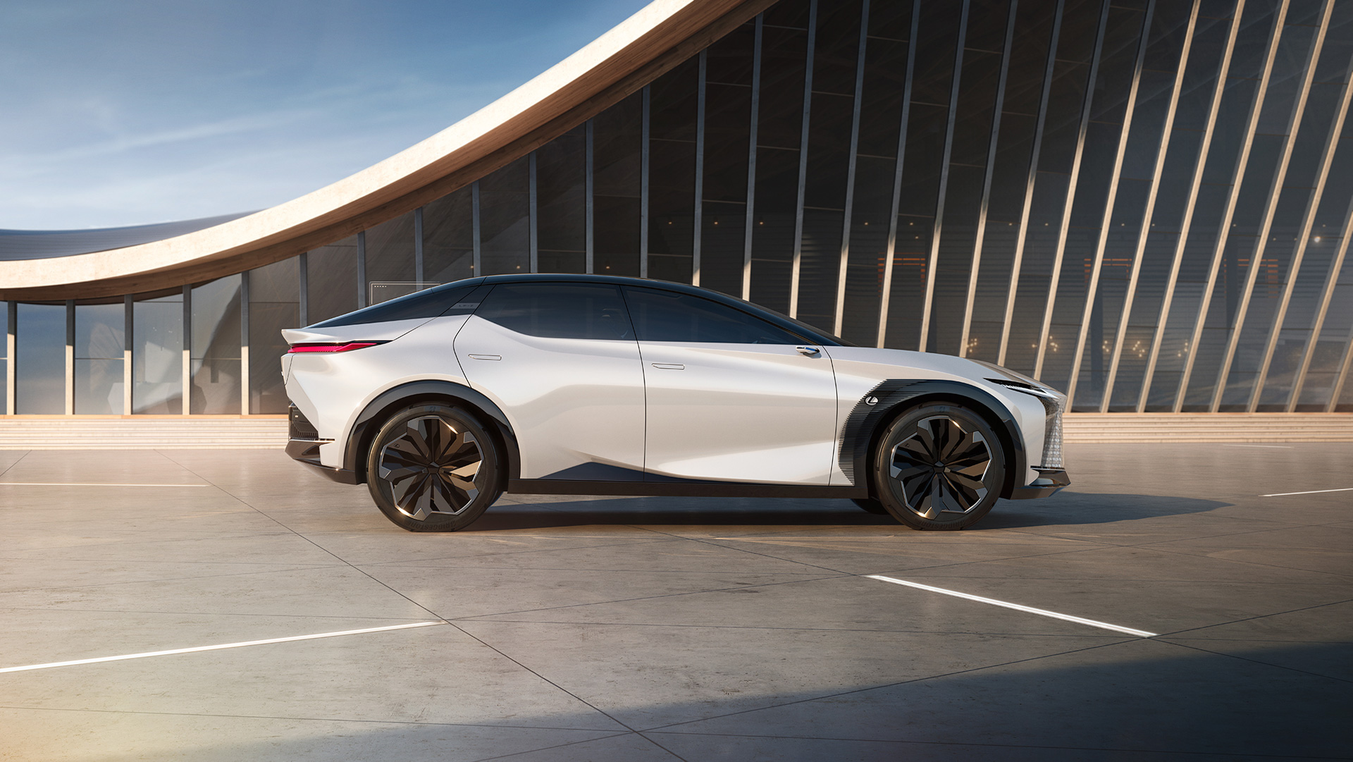 "Lexus Accelerates Its Electrified Future with LF-Z Electrified Concept DebutWorld Premiere of ""LF-Z Electrified,"" a BEV Concept Car Symbolizing the Next Generation of Lexus - Image 6"