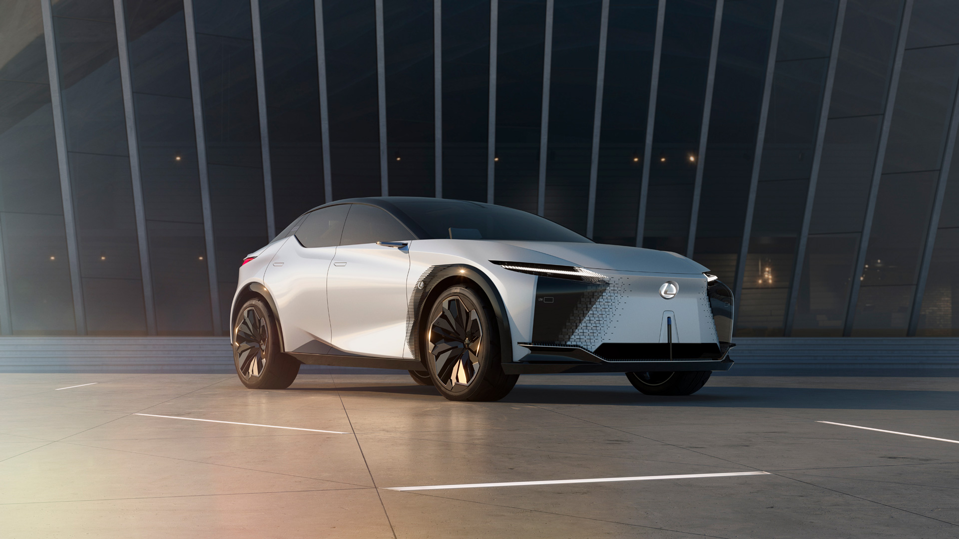 "Lexus Accelerates Its Electrified Future with LF-Z Electrified Concept DebutWorld Premiere of ""LF-Z Electrified,"" a BEV Concept Car Symbolizing the Next Generation of Lexus - Image 5"