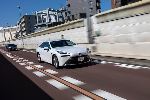 TOYOTA MIRAI(Advanced Drive)