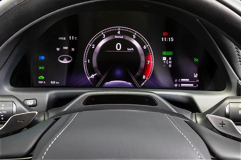 LEXUS LS(Advanced Drive)