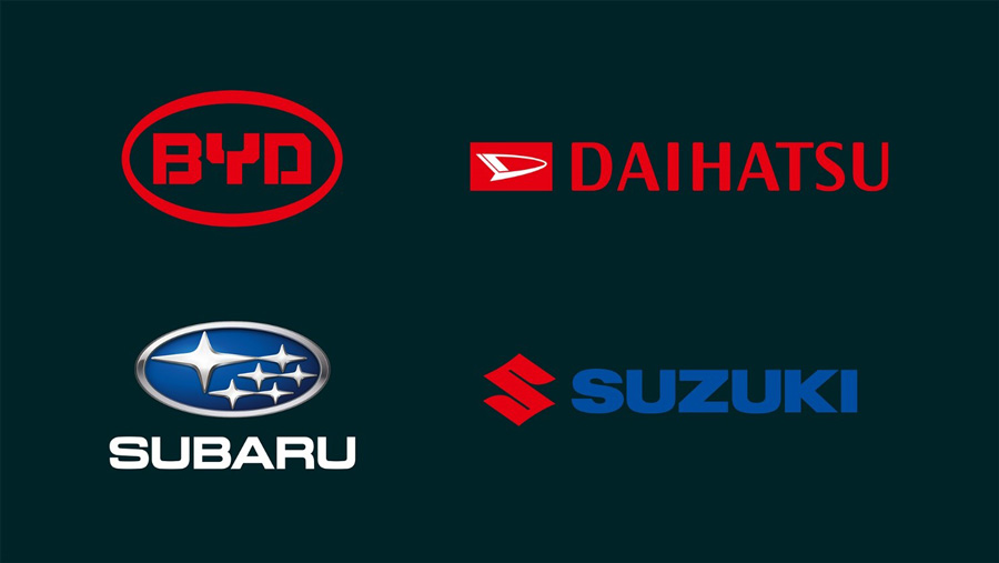 Partners for developing Toyota bZ models