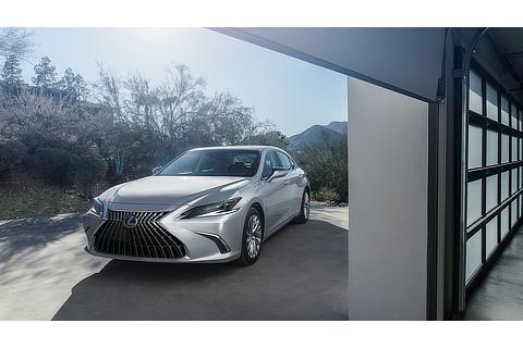 Lexus ES (Prototype)