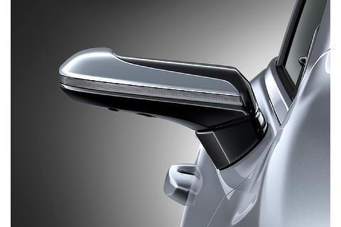 Lexus ES Digital Side View Monitor (Prototype)