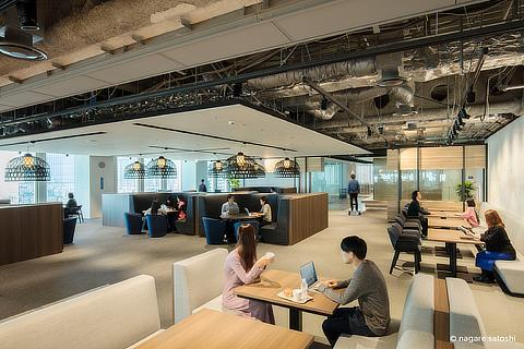 Woven Planet Office (Dining Avenue)