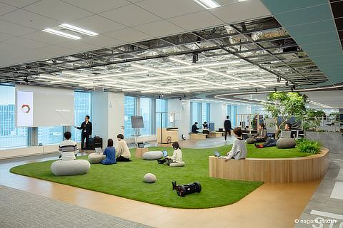 Woven Planet Office (Plaza)