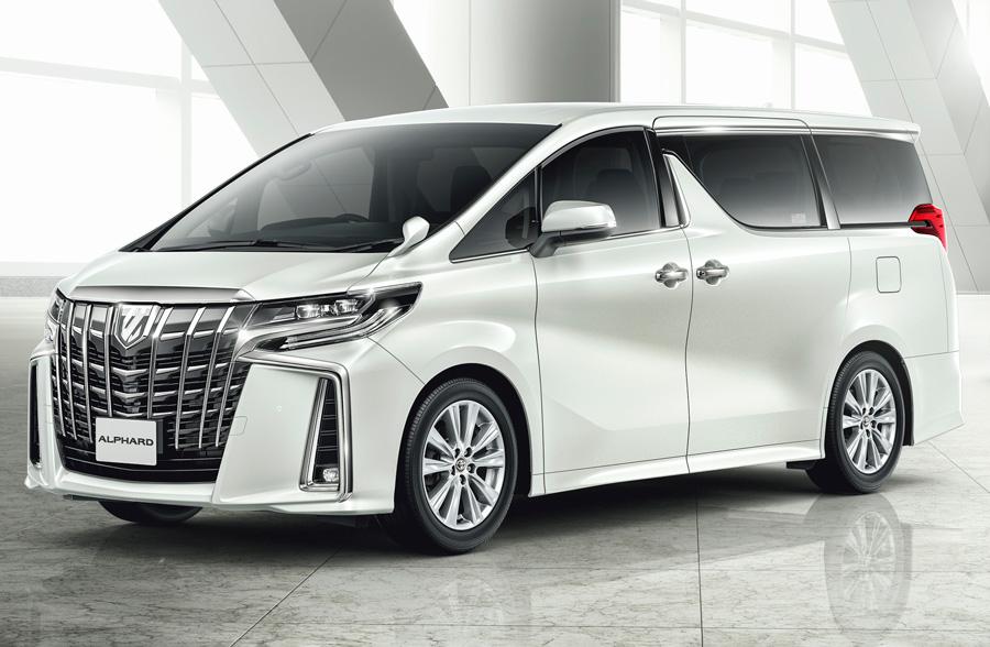 アルファード S(ガソリン車・2WD)<オプション装着車>
