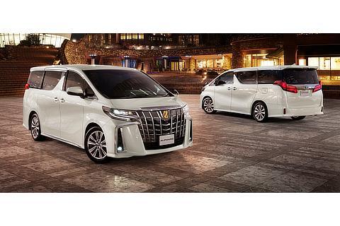 """アルファード 特別仕様車 S""""TYPE GOLD Ⅱ""""(ガソリン車・2WD)(ホワイトパールクリスタルシャイン)<オプション装着車>"""