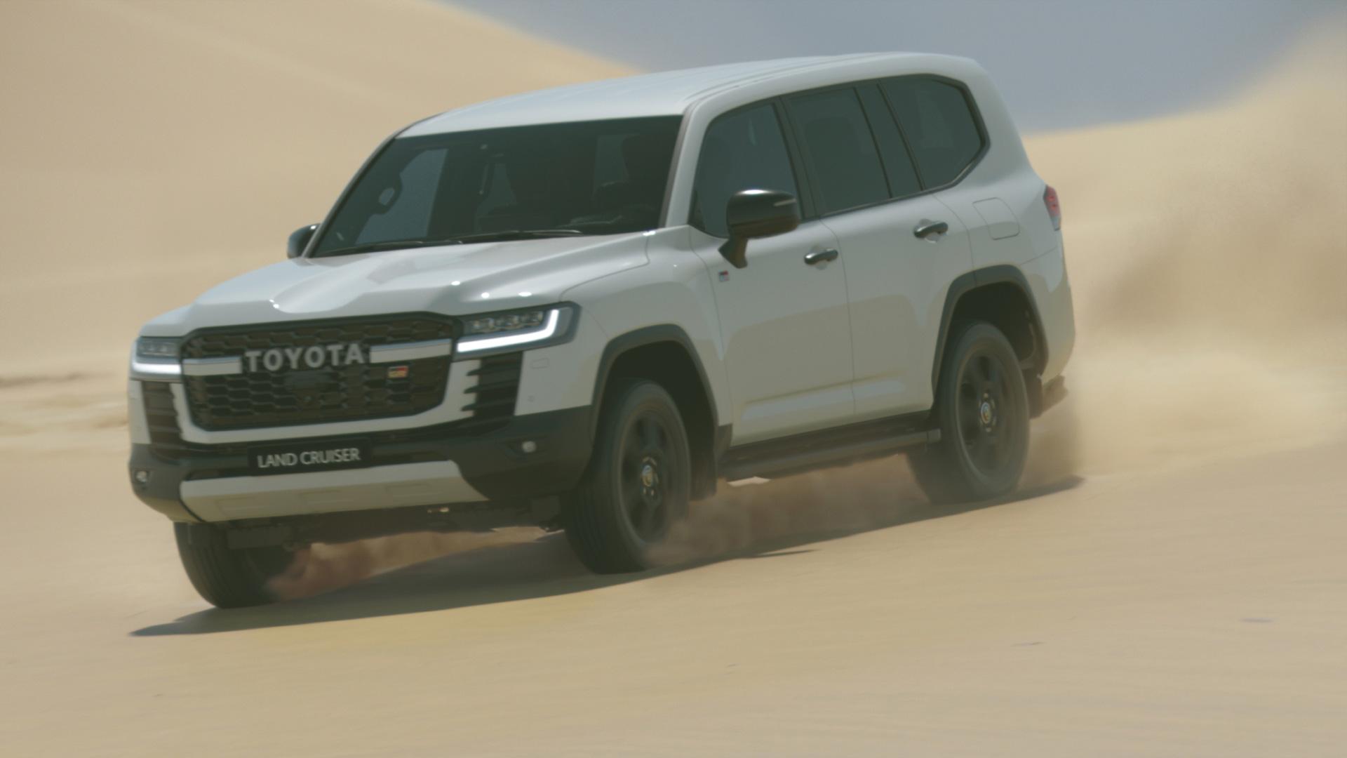 Toyota's New Land Cruiser Makes World Premiere - Image 5