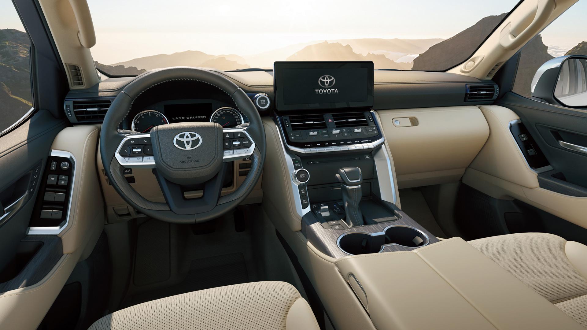 Toyota's New Land Cruiser Makes World Premiere - Image 1