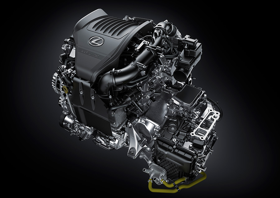 Turbo エンジン(プロトタイプ)
