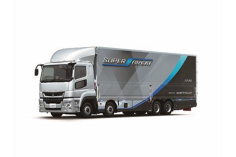 三菱ふそう大型トラック