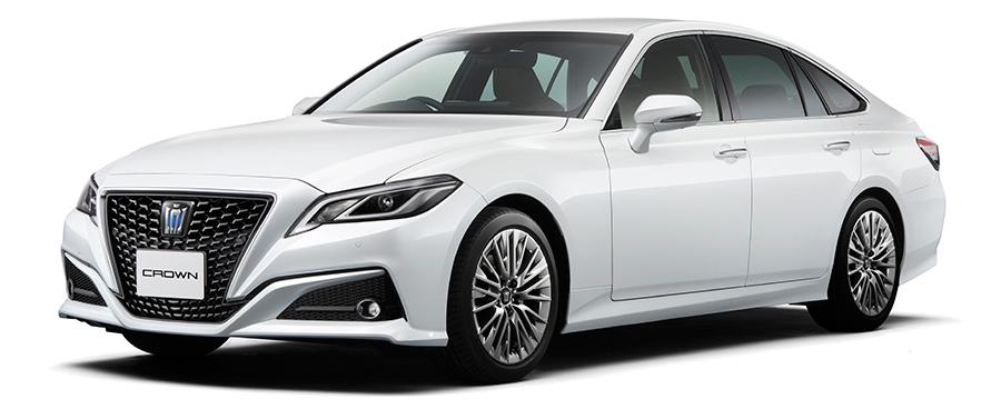 """クラウン 特別仕様車 S""""Elegance Style Ⅲ""""(2.5L ハイブリッド車)<オプション装着車>"""