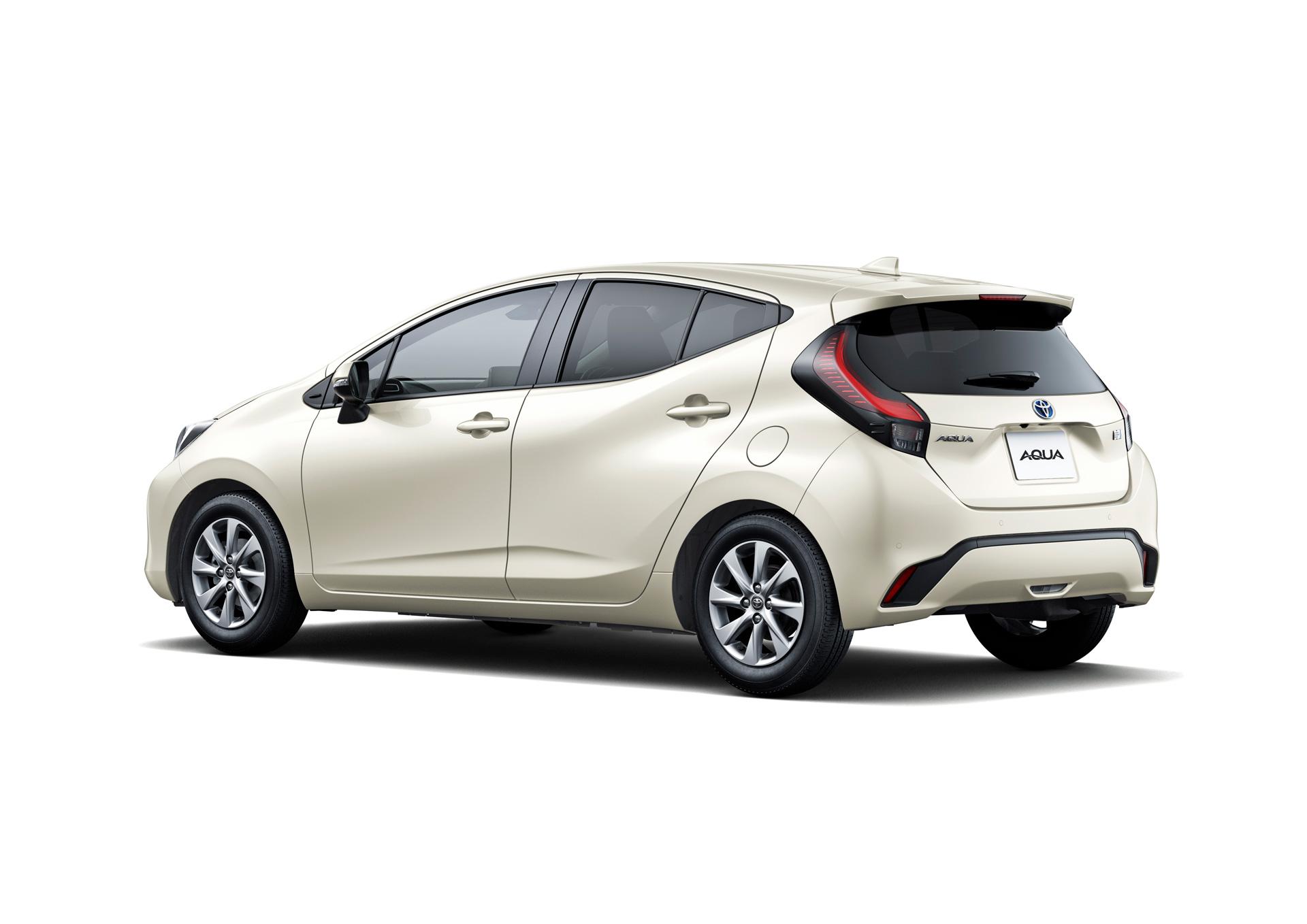 Toyota to Launch All-New Aqua - Image 7