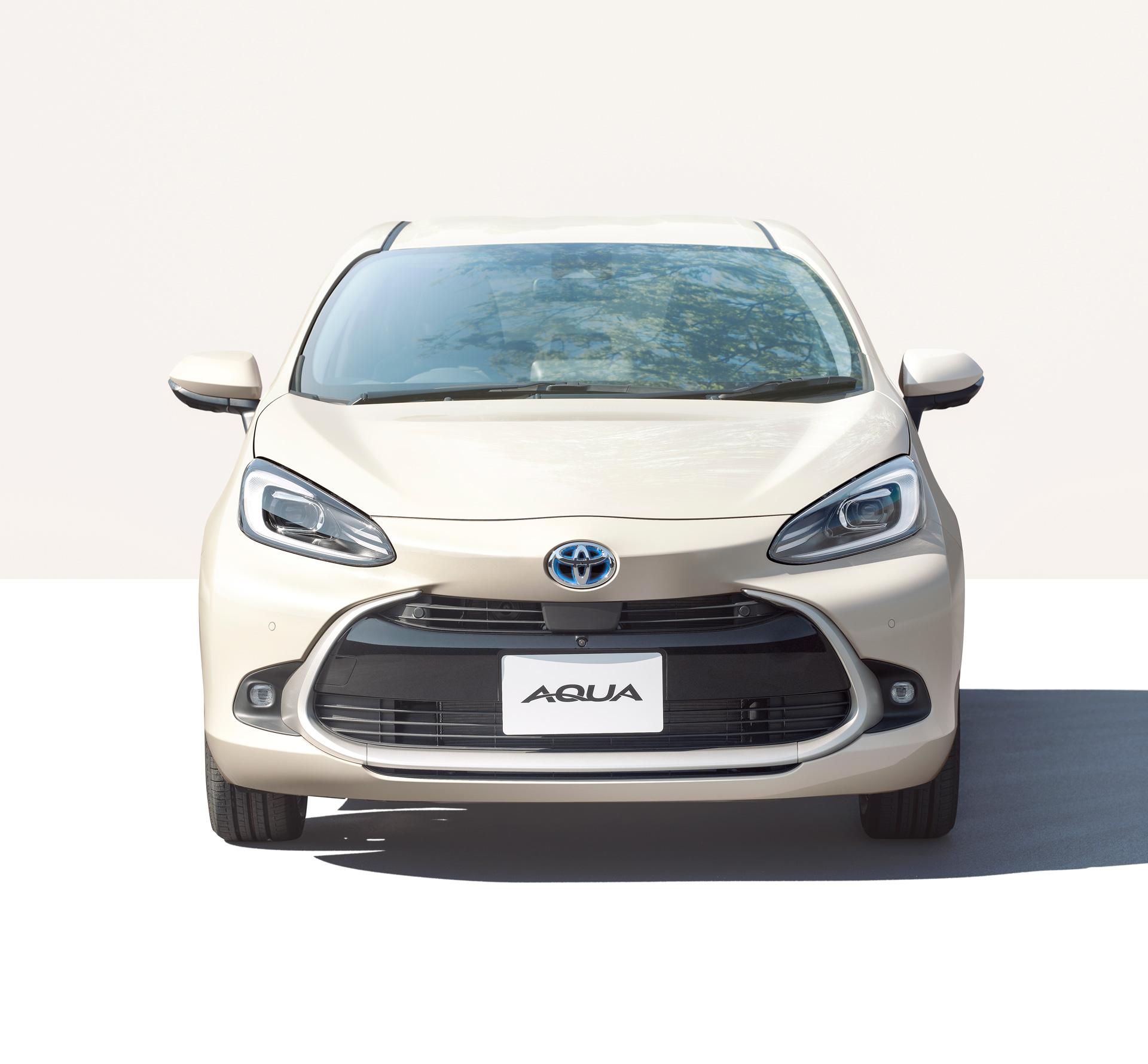 Toyota to Launch All-New Aqua - Image 6