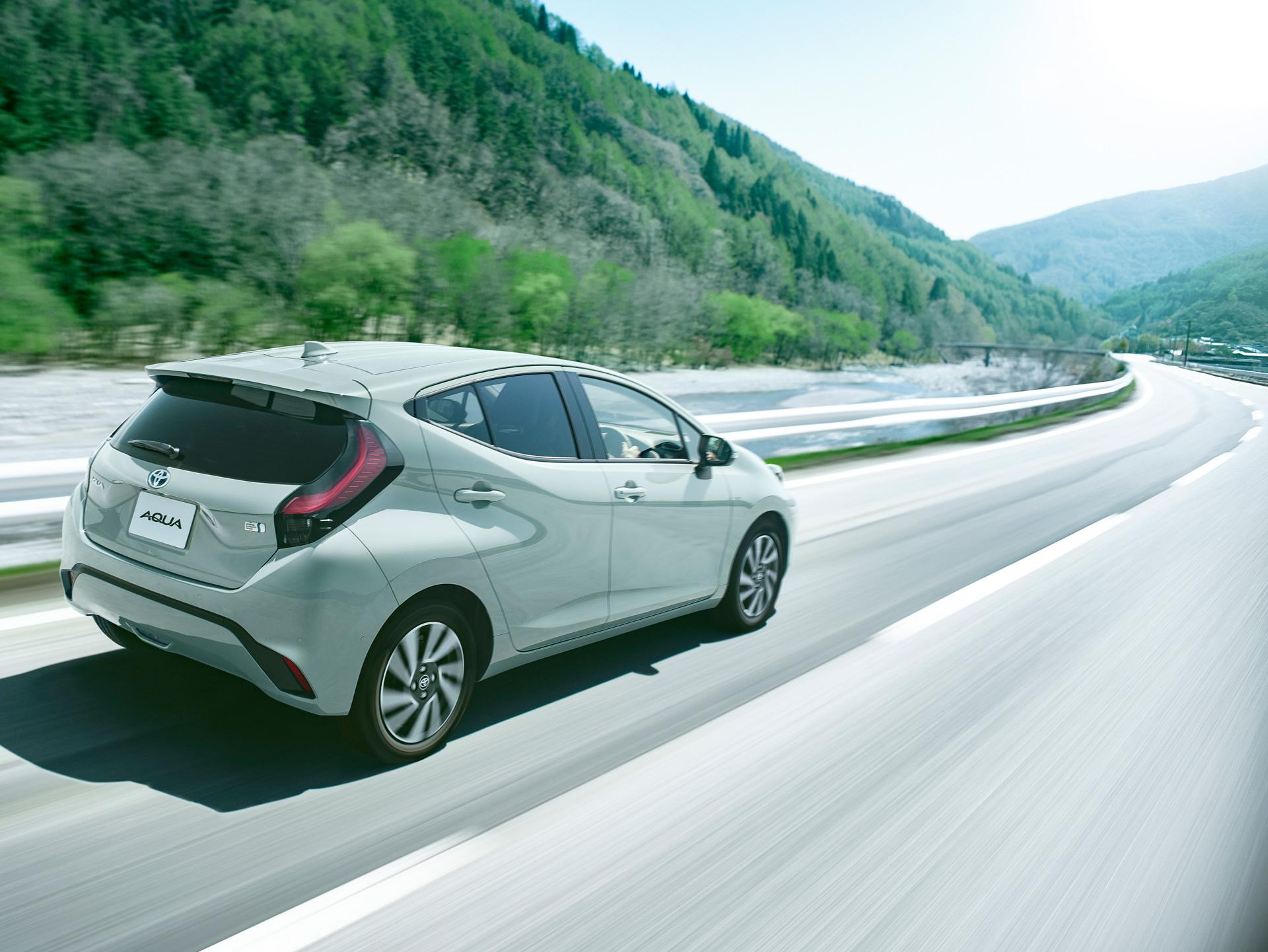 Toyota to Launch All-New Aqua - Image 5