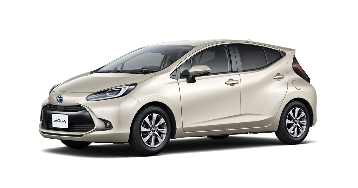 Toyota City, Japan, July 19, 2021―Toyota Motor Corporation (Toyota) announced that it will launch its all-new Aqua on July 19, 2021. Aiming to achie