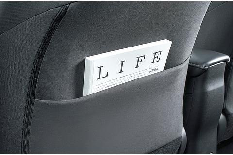 助手席シートバックポケット ※写真はZ(2WD)