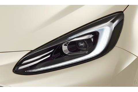 Bi-Beam LEDヘッドランプ デイライト点灯時 ※Zに標準装備。G、Xにメーカーオプション
