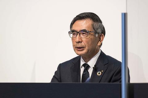 スズキ株式会社 代表取締役社長 : 鈴木 俊宏