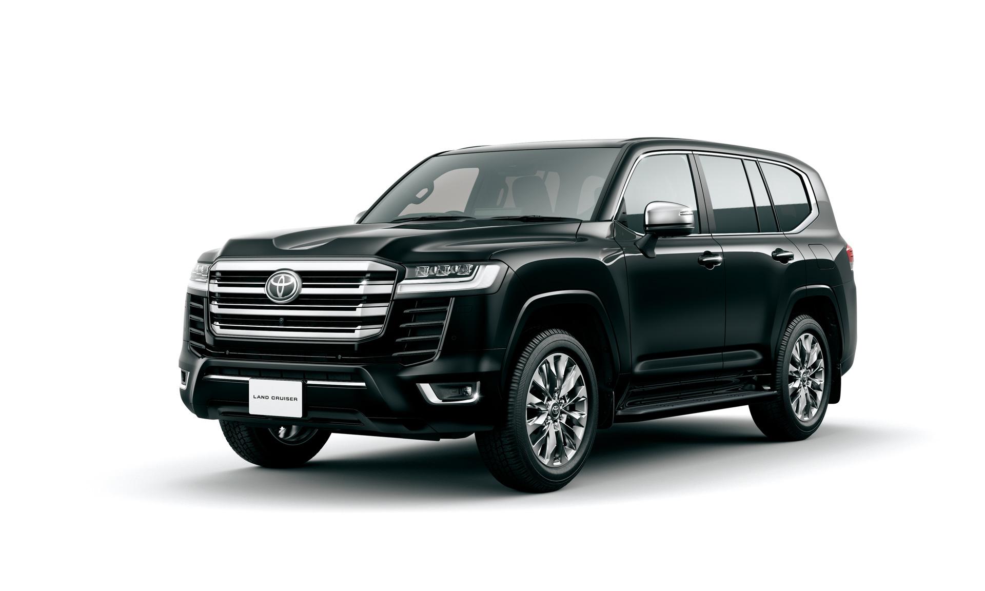Toyota Launches New Land Cruiser - Image 8