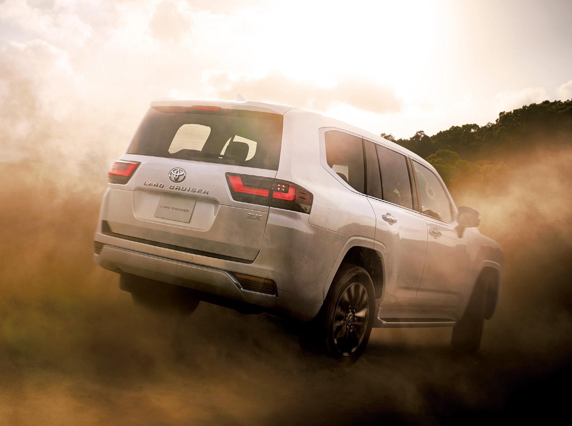 Toyota Launches New Land Cruiser - Image 4