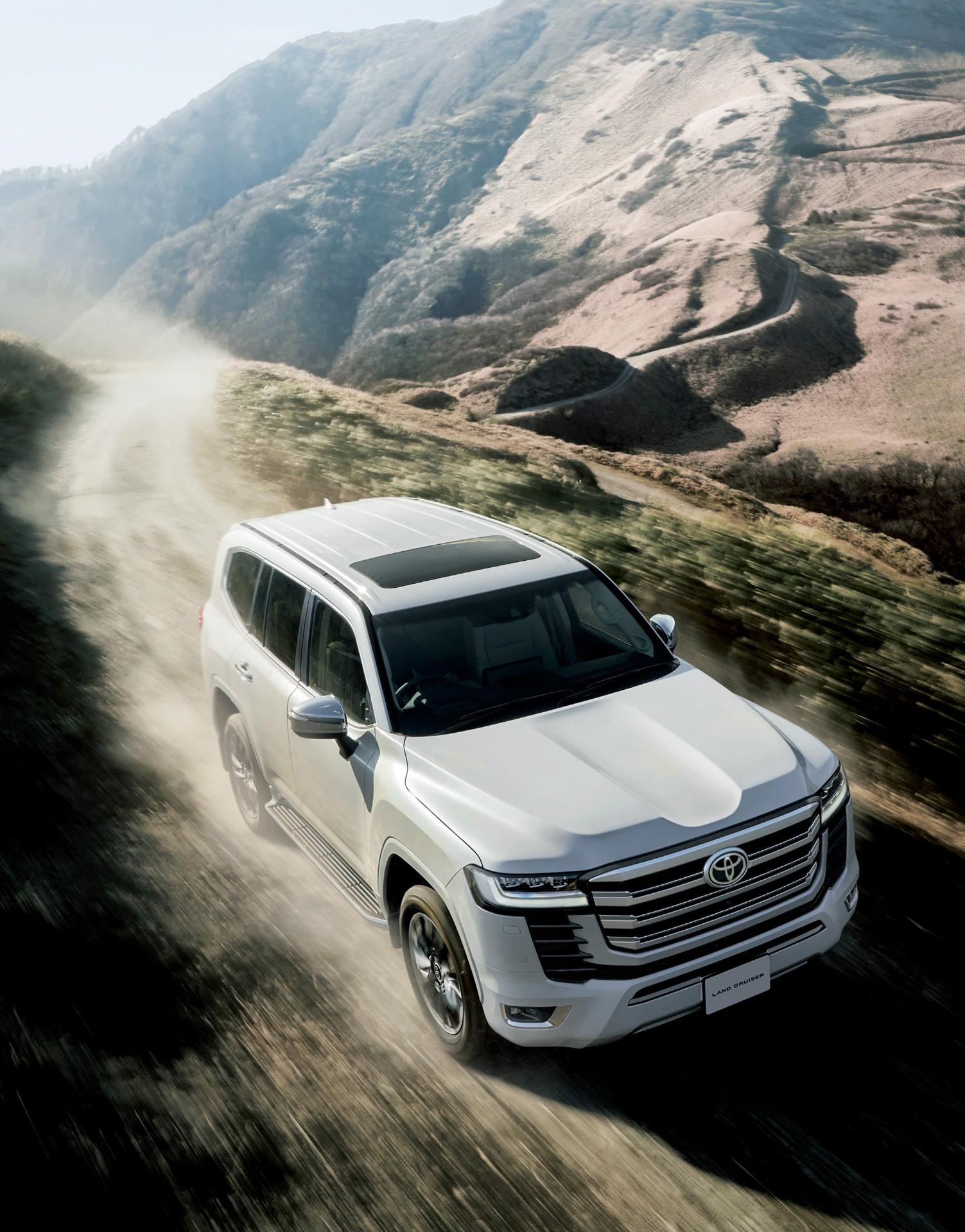 Toyota Launches New Land Cruiser - Image 3