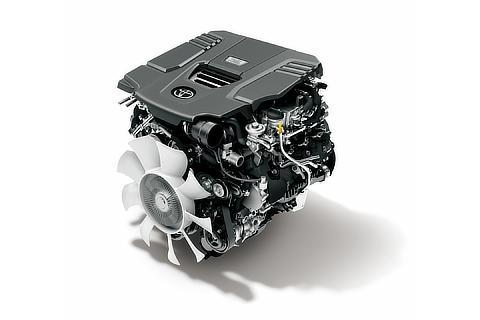 3.3L V6ツインターボディーゼルエンジン(F33A-FTV)
