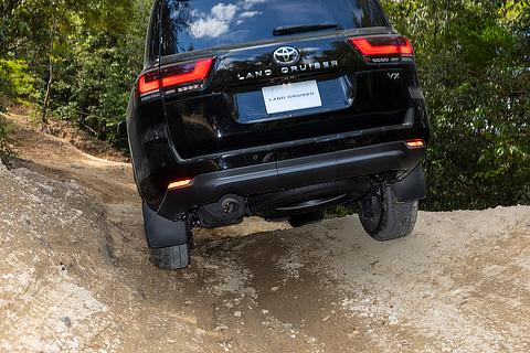 VX(ガソリン車)(ブラック)<オプション装着車>