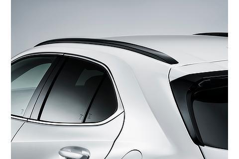 "UX250h 特別仕様車""Elegant Black"" ルーフレール ※メーカーオプション"