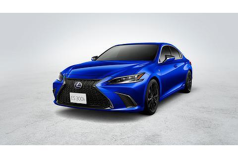 "ES300h""F SPORT""(ヒートブルーコントラストレイヤリング)""F SPORT""専用色"