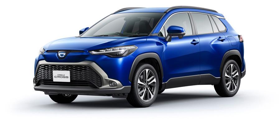 トヨタ、新型車「カローラ クロス」発売 カローラ初のSUV