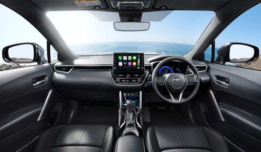 Z (Hybrid / Front-wheel drive) (Options shown)