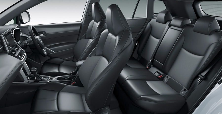 Z (Hybrid / Front-wheel drive)