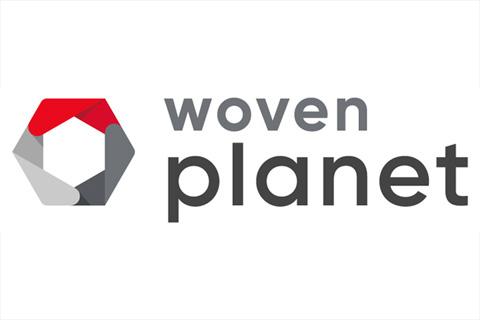 Woven Planet Holdings logo